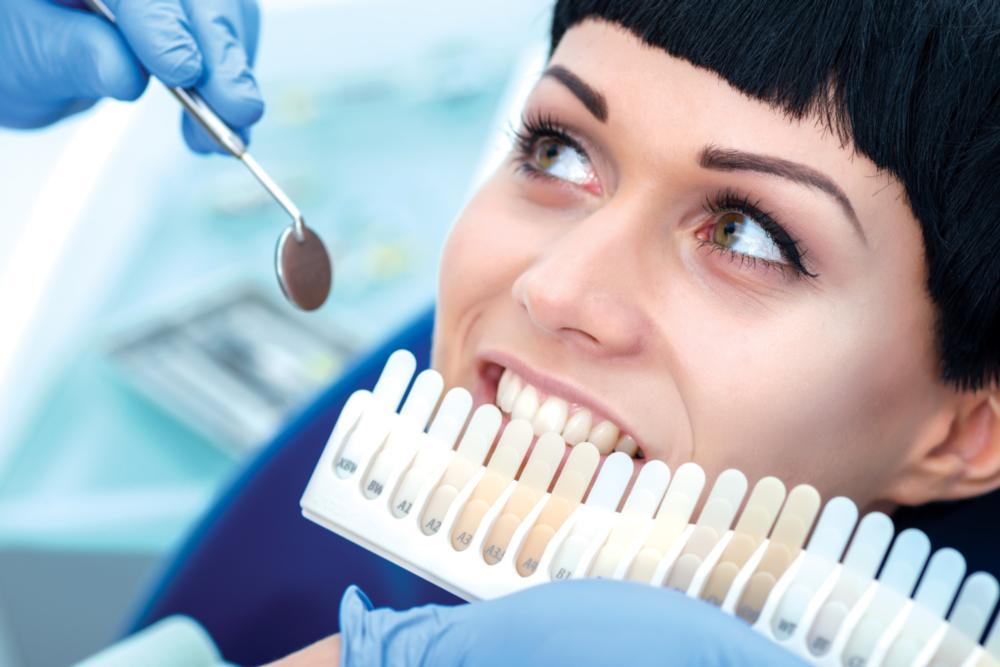 Teeth Whitening in Fairfax | Woman in Whitening