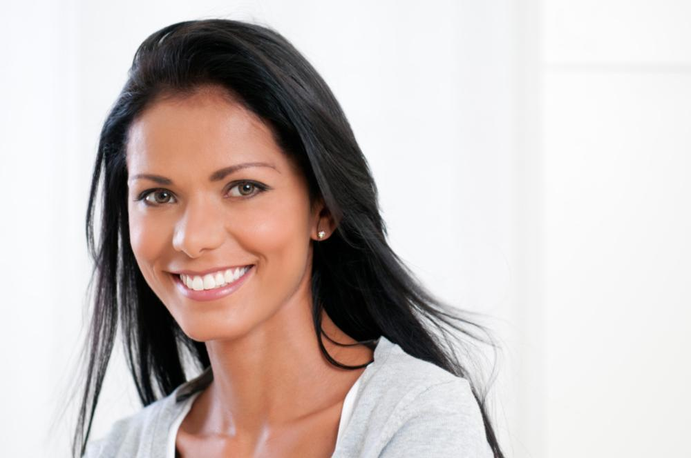Smiling Woman | Dental Implants in Fairfax