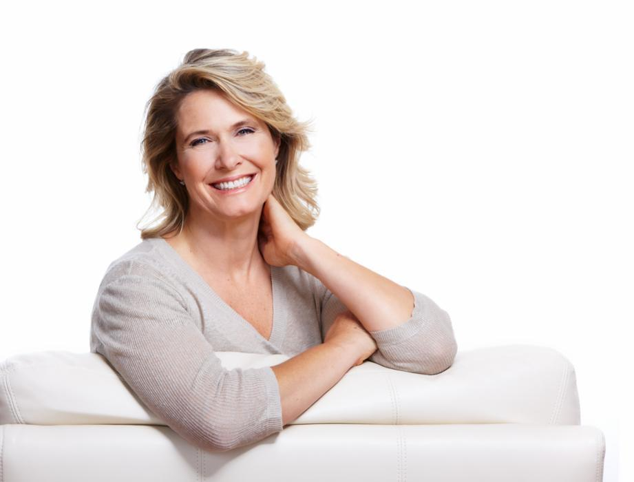 Woman Smiling | Dentures in Fairfax VA